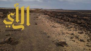 طريق أبرهة الحبشي ( درب الفيل ) بمنطقة الباحة