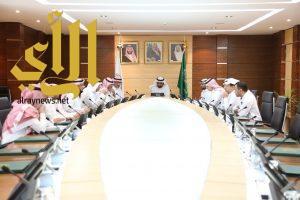 وزير الصحة يرأس الاجتماع العاشر لمجلس إدارة هيئة الهلال الأحمر السعودي
