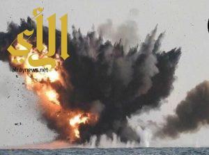 إحباط محاولة إرهابية لتفجير رصيف ومحطة توزيع منتجات بترولية بجازان