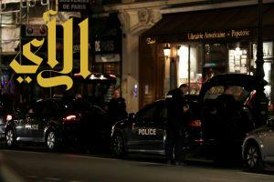 قتيل وأربعة جرحى باعتداء في وسط باريس