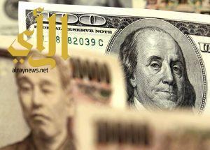 الدولار يهبط مقابل الين