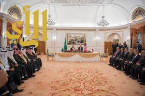 توقيع أربع مذكرات تفاهم بين حكومتي المملكة وماليزيا