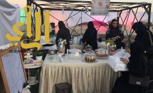 """ألعاب الخفّة والمأكولات المحلية تجذب الحضور في بطولة""""عز وهيبة"""""""
