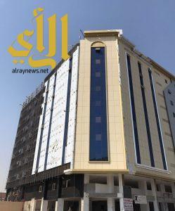 بلدية الجبيل تصدر أكثر من 400 رخصة بناء