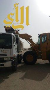بلدية اللهابة تنهي استعدادها لإجازة منتصف العام