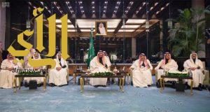 الملك سلمان يستقبل مجموعة من الطلبة السعوديين المبتعثين في الصين