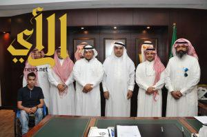 أمين الشرقية يستقبل أمين عام الجمعية السعودية للرفق بالحيوان
