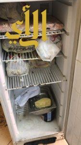 بلدية الخبر تضبط عدد من المواقع المخالفة لتجهيز الطعام