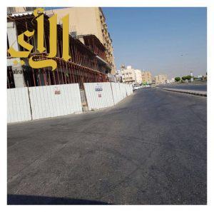 إلزام (120) مبنى تحت الإنشاء بالتسوير وتحسين بمحافظة الجبيل