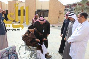بحث تعاون مشترك بين دار الرعاية ومدينه الامير محمد بن عبدالعزيز الطبية