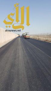 بلدية الجبيل: إعادة تأهيل الشارع الرئيسي لمقبرة محافظة الجبيل