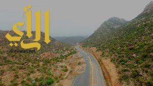 أمطار الخير تهطل على البلس وافرك وتبالة بمحافظة بلقرن