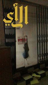 بلدية الخبر : ضبط محل تم تحويله الى معمل لتجهيز المخبوزات والسمبوسه