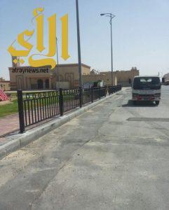بلدية الجبيل تكمل جاهزيتها لاستقبال عيد الفطر المبارك