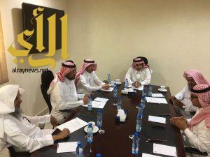 الدكتور الرفاعي رئيساً للجنة المحامين بغرفة الخرج