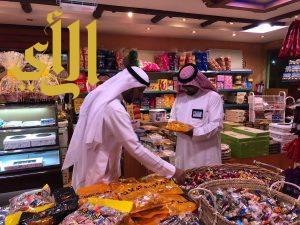 بلدية الخفجي: زيارة 109 منشأة غذائية من خلال 22 جولة