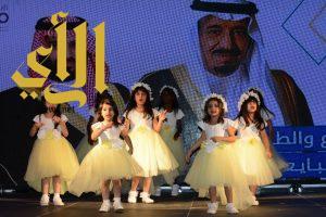 فعاليات منتزه الملك فهد تبهر الزوار بعروض نوعية