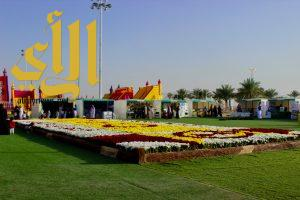 شاهد .. مهرجان الزهور بحوطة سدير بعدسة سارة السهلي