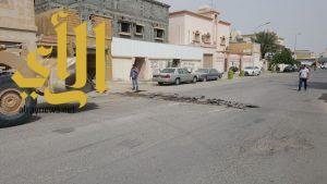 بلدية صفوى تزيل أكثر من 120 لوحة إعلانية و ٧٠ سيارة تالفة