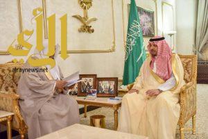 الأمير فيصل بن خالد بن سلطان يبارك إقامة ملتقى الانتماء واللحمة الوطنية