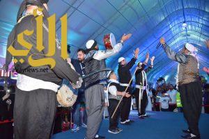 الفرق الشامية والأوكرانية تبهر زوار مهرجان صيف الشرقية 38