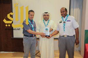 جمعية الكشافة تَُكرم شركاء النجاح في خدمة الزوار بالمسجد النبوي الشريف