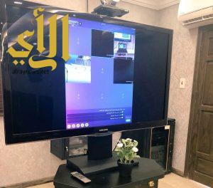تعليم مكة يدشن مبادرة المشروع التقني ( تواؤم النطاقات )
