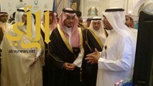 افتتاح مؤتمر مكة الدولي الخامس عشر لطب الأسنان