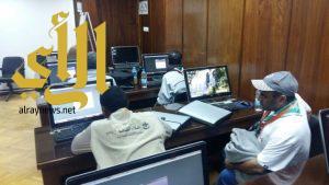 كشافة المملكة يتدربون على صحافة الفيديو في القاهرة