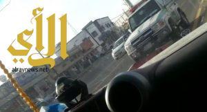 مرور عسير : القبض على مصور المقطع المسيء لمرور طريب وإحالته لجهات الإختصاص