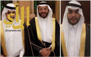 الدكتور سالم القحطاني يحتفل بزواج نجليه شهاب وسياف