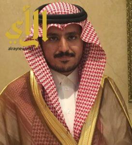مشاري آل ناشط يحصل على البكالوريوس