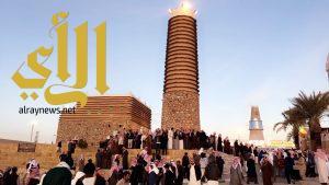 """شاهد """"الرأي"""" ترصد بعض مناطق المملكة المشاركة في مهرجان الجنادرية ٣١"""