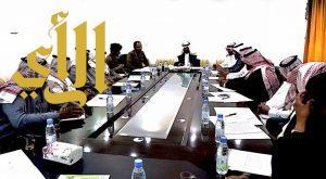 محافظ طريب يترأس اجتماع اللجنة الفرعية للدفاع المدني