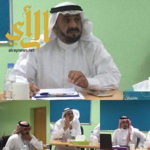 عقد ورشة عمل لبناء مؤشرات أداء المعلم بتعليم الرياض
