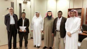 القحطاني يحصل على الدكتوراه في الهندسة الكهربائية (الاتصالات)