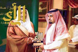 تكريم أبو دبيل باختياره عضواً في مجلس منطقة عسير