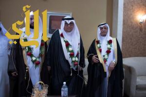 متوسطة الأمير ماجد تكرّم ثلاثة من معلميها المتقاعدين