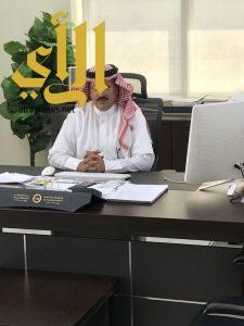 ترقية الشهراني للمرتبة الحادية عشر ببلدية احد رفيدة