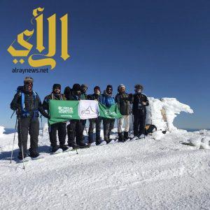 بمشاركة مشاة الحجرة صعود قمة كوسيياسكو بأستراليا