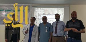 مستشفى العقيق يقيم دورة تدريبية للتخدير الاجرائي والتسكين
