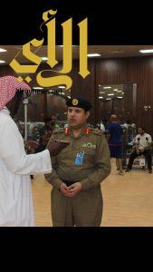 مركز لياقه لضباط وأفراد قوات الامن في الحج