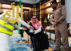 أمير الباحة يدشن حملة رمضان أمان