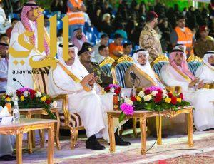 أمير الباحة يرعى حفل الأهالي بمناسبة عيد الفطر  المبارك