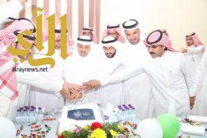 مياه الباحة تقيم حفل المعايدة لمنسوبيها بمناسبة عيد الفطر المبارك
