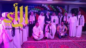 """ملتقي الود و المحبة ينظم احتفالية """"لمة العيد الفلسطينية بجدة"""
