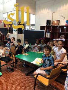 """""""رفد التطوعي""""بمكة المكرمة يدشّن أولى جلسات برنامج """"طفلك يقرأ"""""""