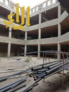 تعثر مبنى مجمع التحفيظ للبنات بطريب ثمان سنوات والأهالي يناشدون مدير تعليم عسير