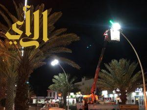 بلدية طريب تواصل وتكثف الإستعدادات لعيد الفطر المبارك