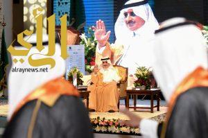 أمير تبوك يرعى حفل تخريج 463 من 12 تخصصاً بجامعة فهد بن سلطان